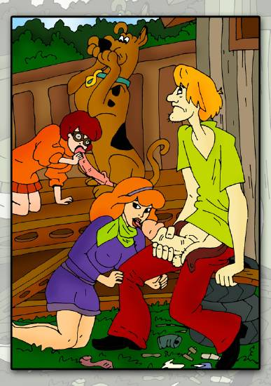 velma scooby from of doo pictures Naked raven from teen titans