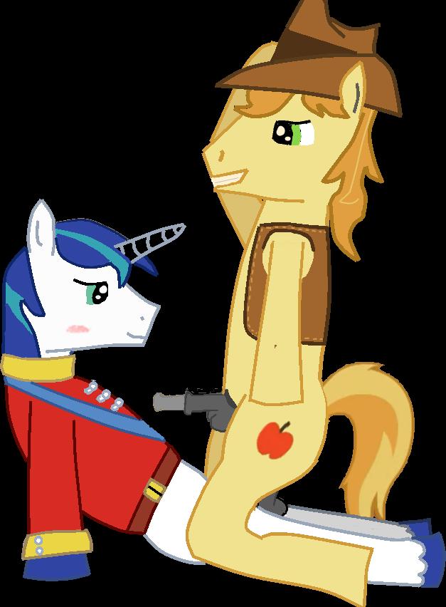 little pony shining armour my Genei ibun roku #fe