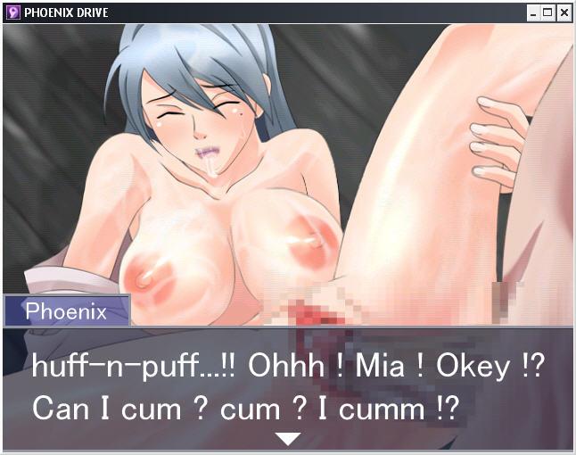 mia wright porn phoenix fey Jigokuren: love in the hell