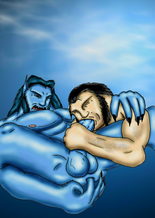 x-men hank mccoy Fable how to have intercourse