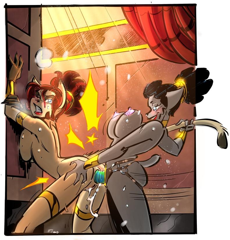 for web comic group looking Kill la kill nonon nude