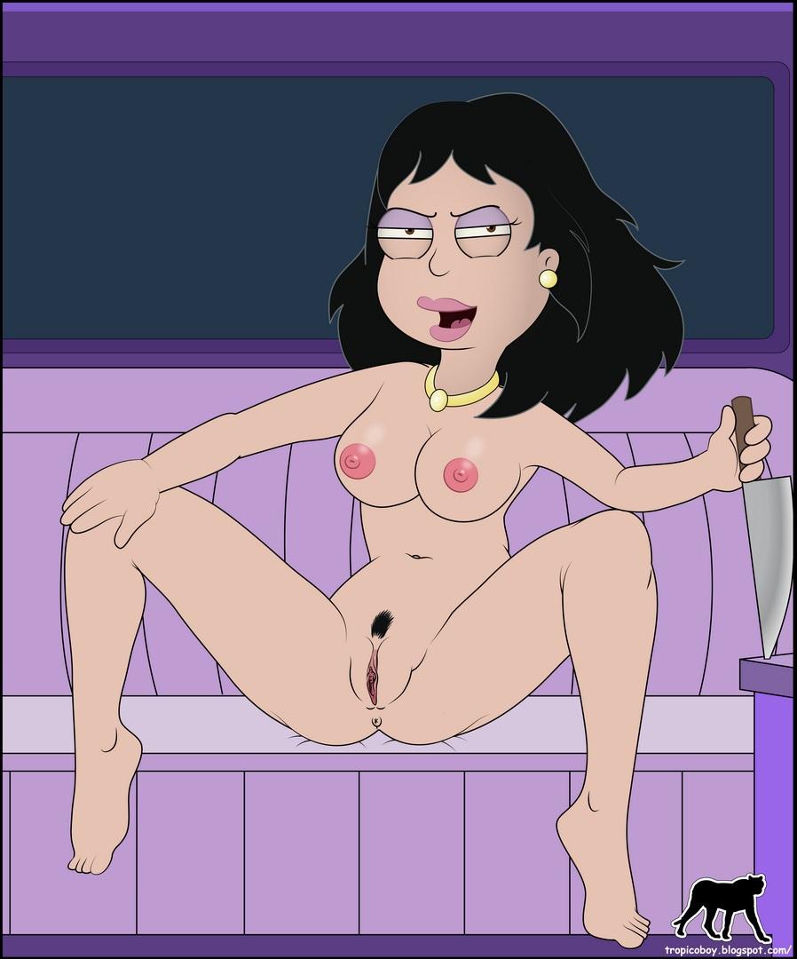 hayley smith nude american dad Oshiete-gyaruko-chan