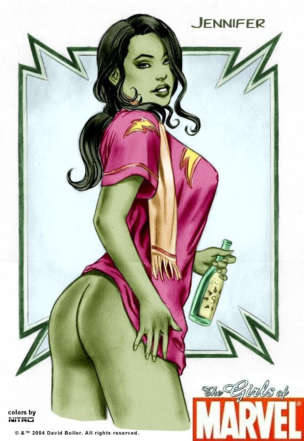 vs hulk hulk red she Super turbo atomic mega rabbit
