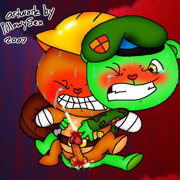friends happy flippy tree anime Madagascar 2 zuba and florrie