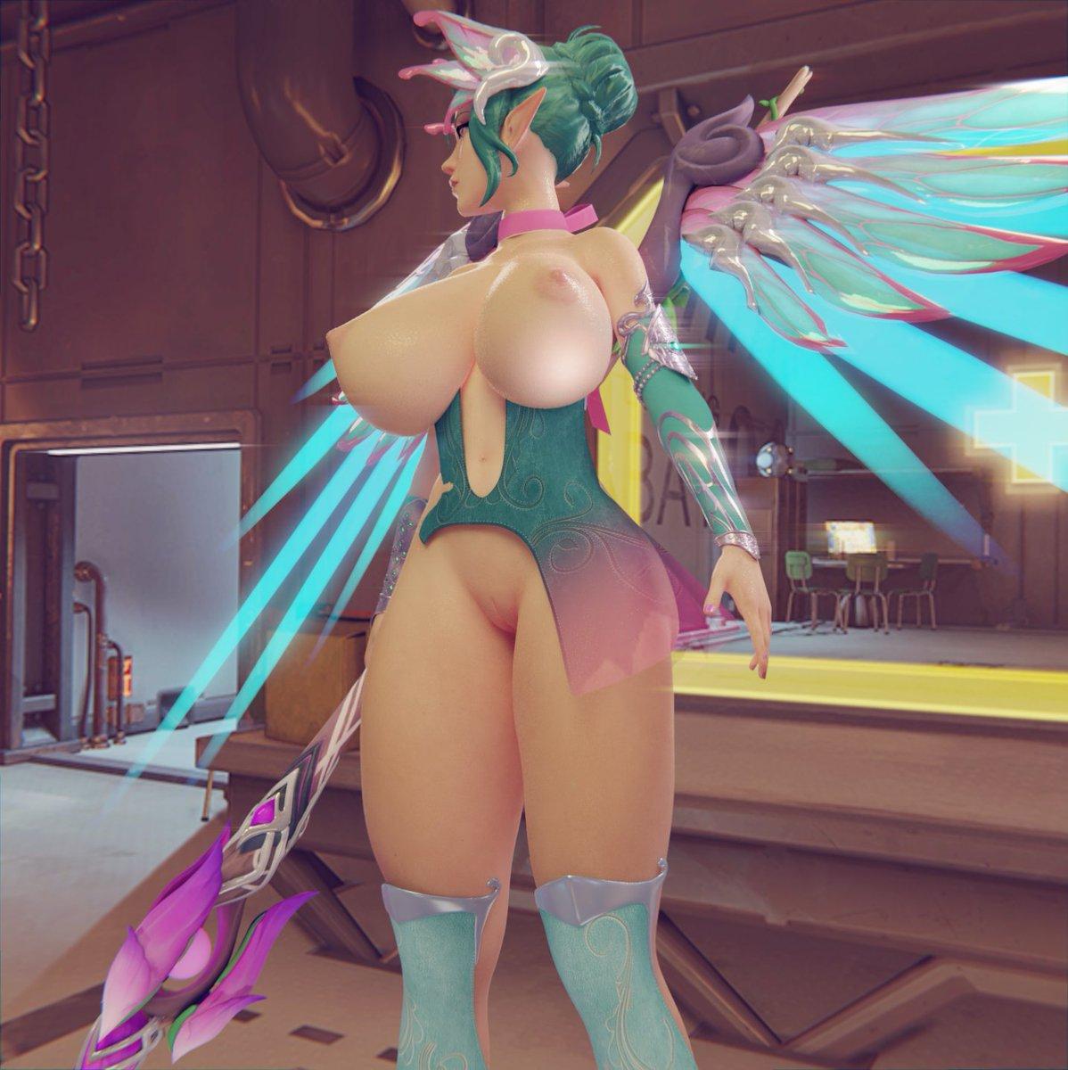 plum fairy hentai sugar mercy No game no life elves