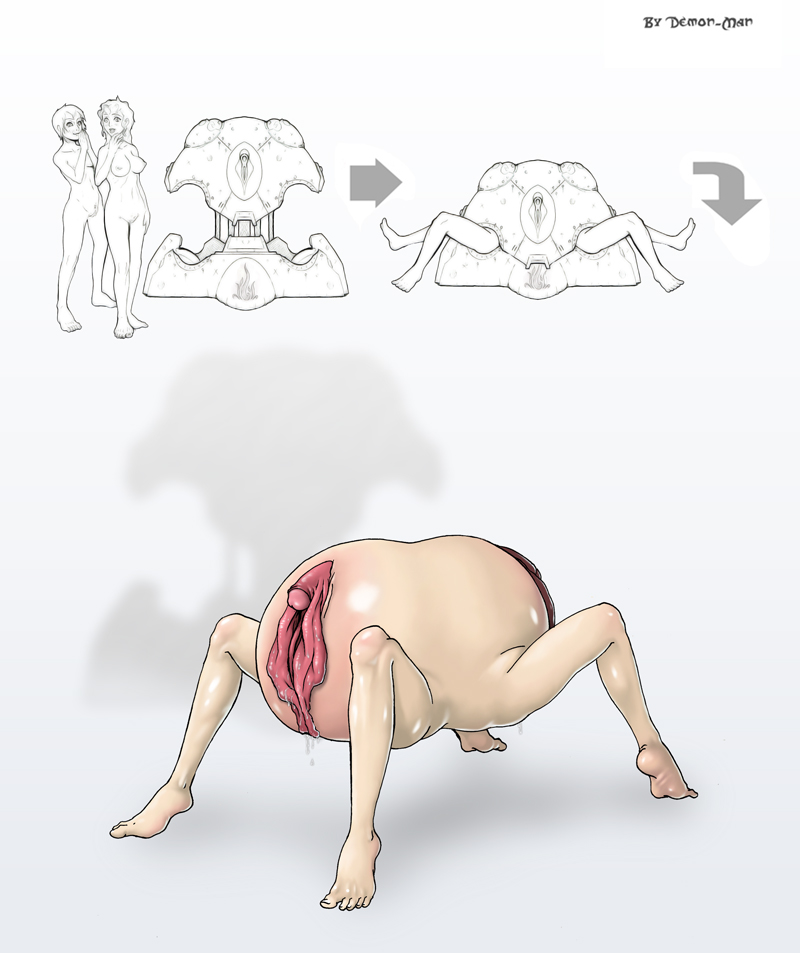 who demon this semon is Rick and morty stacy porn