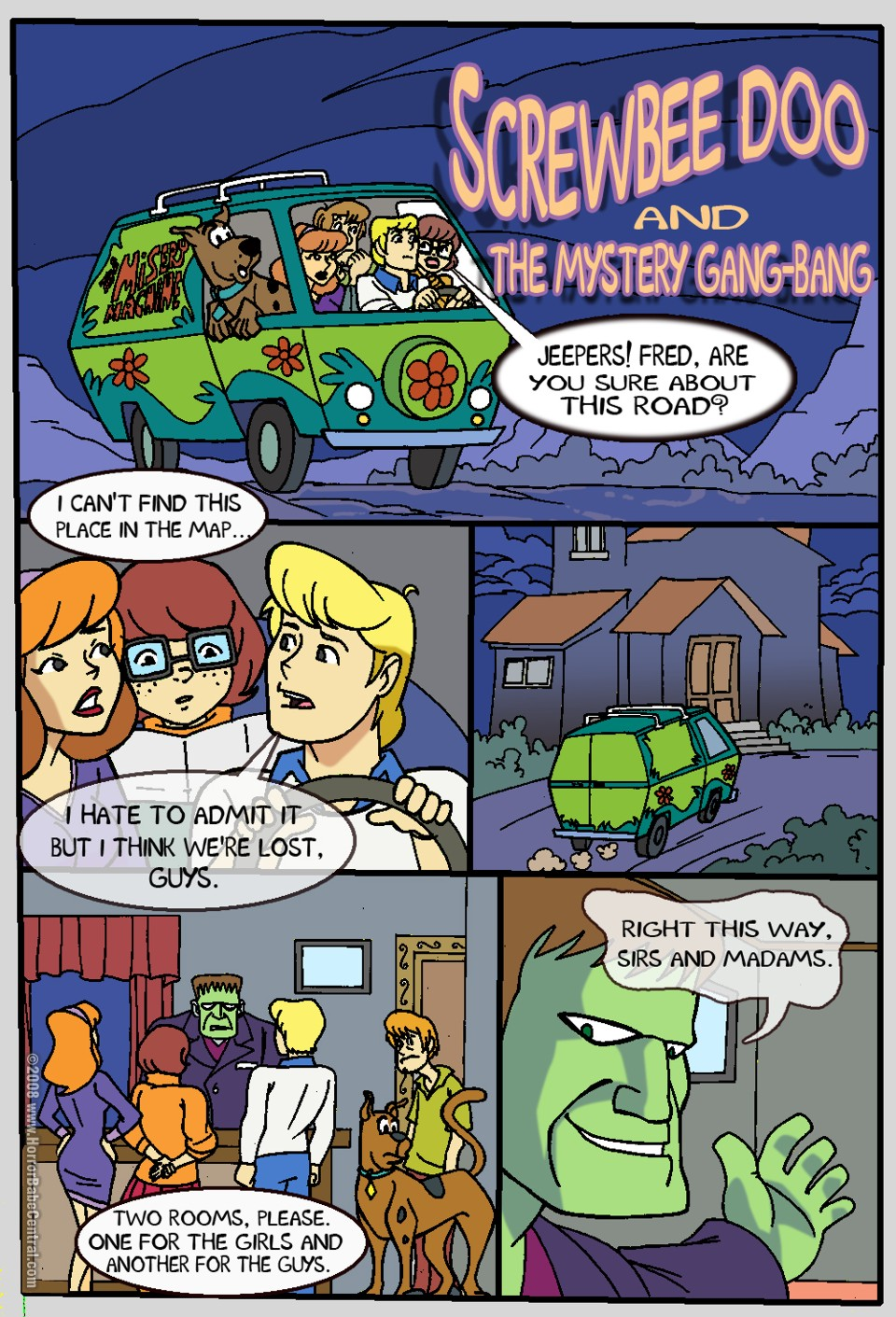 of doo pictures from scooby velma 20/20 binding of isaac
