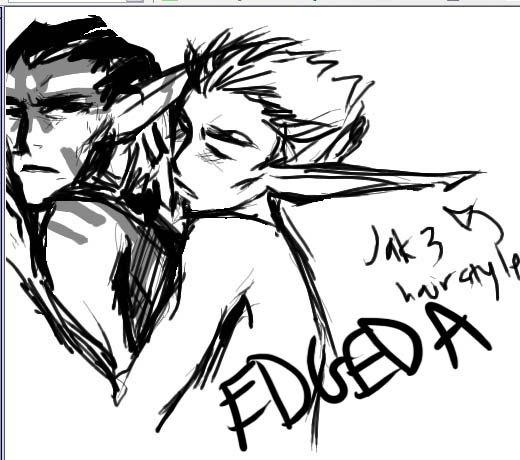 daxter and jak Witcher 3 ciri