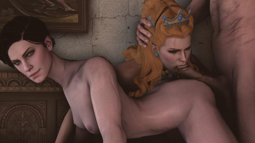 henrietta the witcher 3 anna Elizabeth seven deadly sins nude