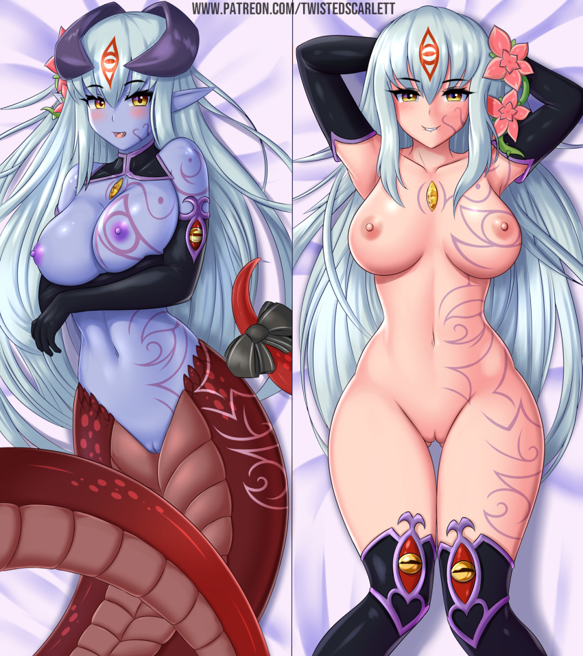 elma girl quest alma monster Madan no ou to senki anime