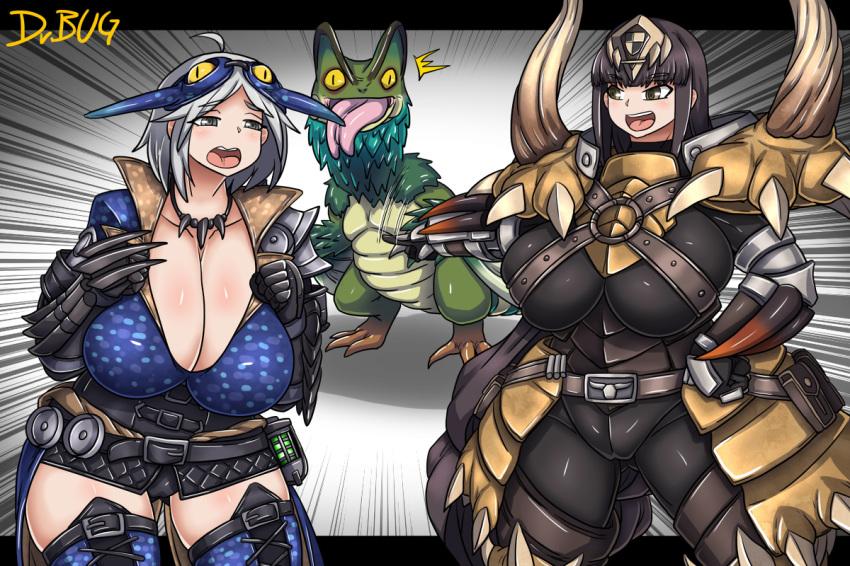 world monster deviljho hunter armor Sora_no_iro_mizu_no_iro