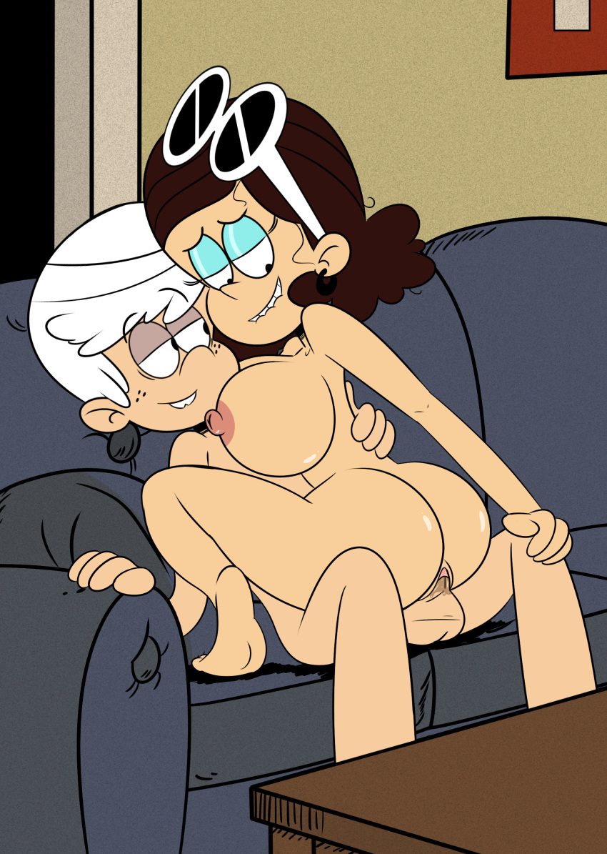 house sex naked the loud Ren and stimpy adult cartoon party