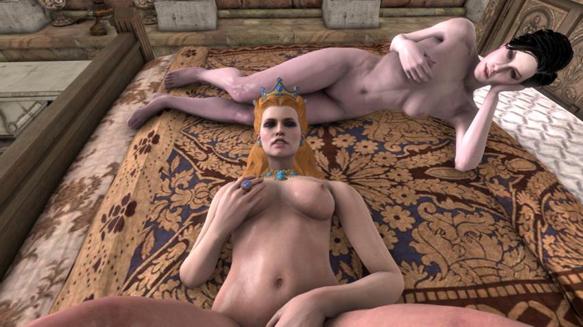 henrietta the witcher 3 anna Baka and test