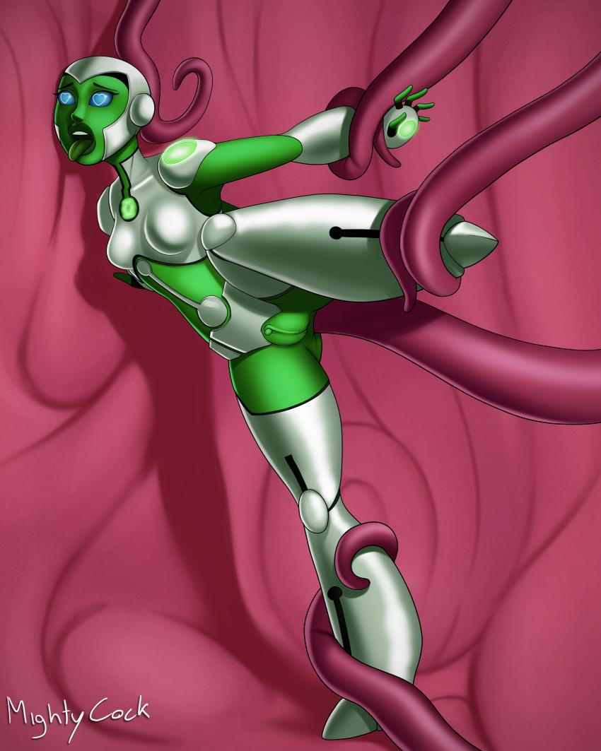 m&m green Girls frontline aa-12