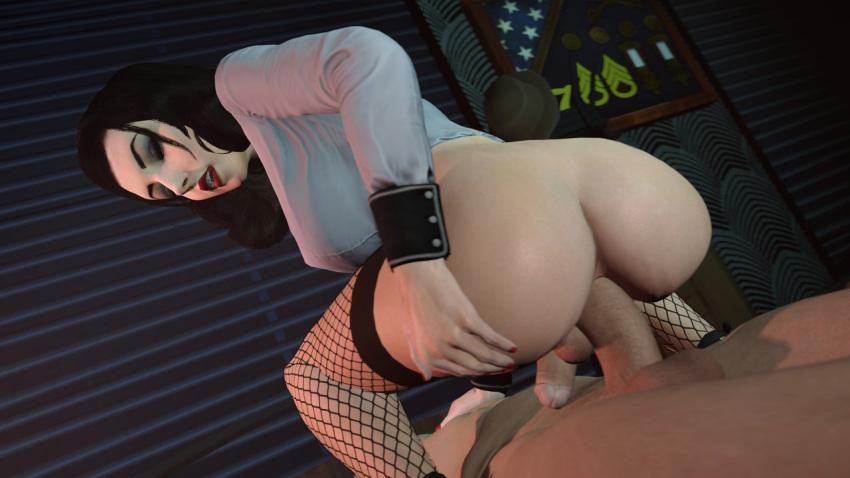 bioshock elizabeth infinite Lilo and stitch sex comic