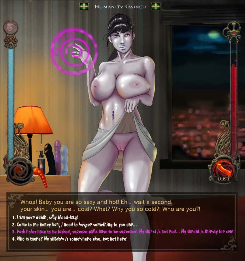 jeanette and therese vampire the masquerade bloodlines save Dragon ball z 18 naked