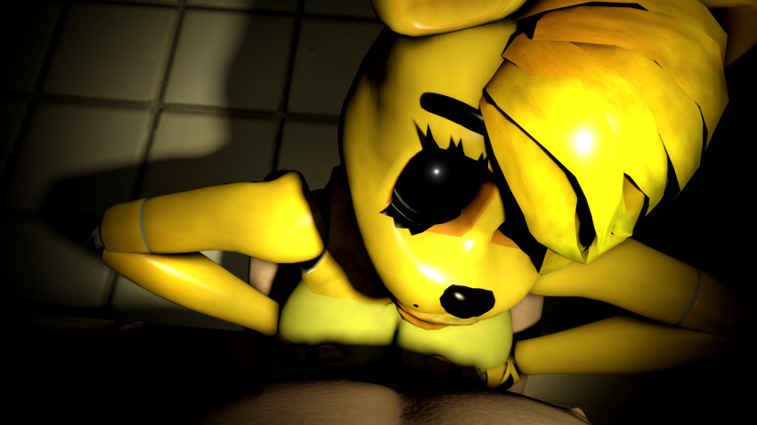 nights five freddy 2 animation at Hipster girl and gamer girl