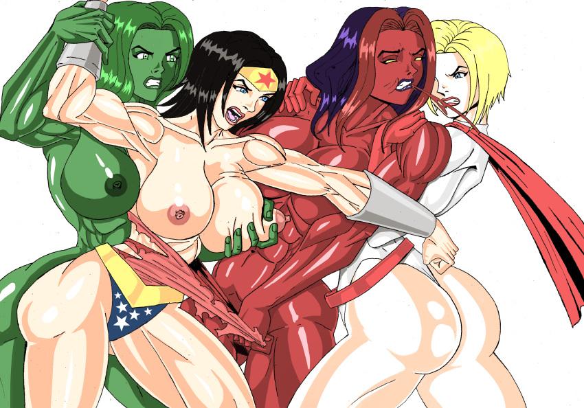 hulk she vs hulk red Five nights at sonic 1
