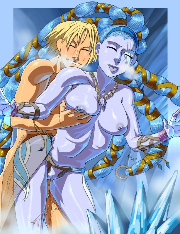 15 cidney fantasy final nude Enkou shoujo 2 ~jk idol marin no baai~