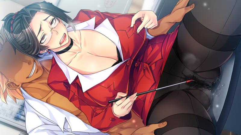 ni the jusei kyonyuu okaasan suru animation furyou hamerarete This kong has a funny face and he has a coconut gun