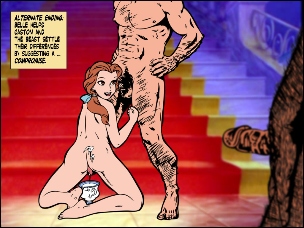 naked belle beauty the beast and Male gerudo breath of the wild