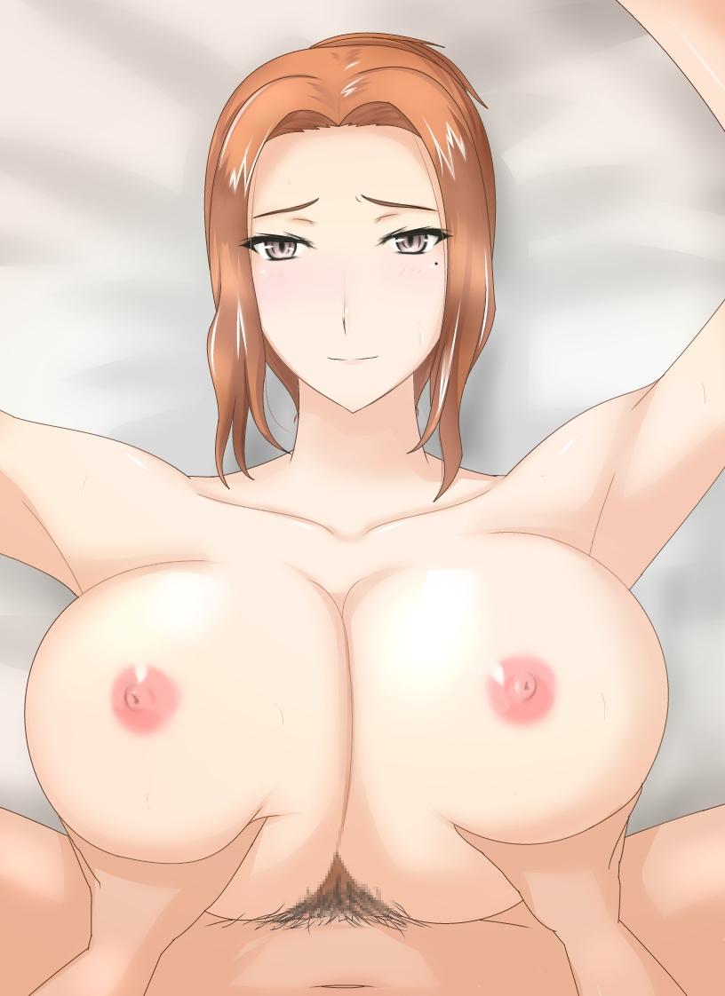 chi no mitarashi jijou san Shiiba san no ura no kao