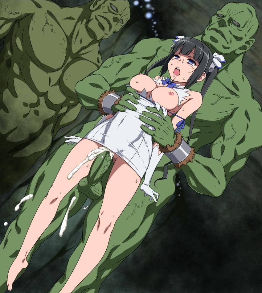 motomeru no wa o ni familia myth iru darouka: deai dungeon machigatte Astrid race to the edge
