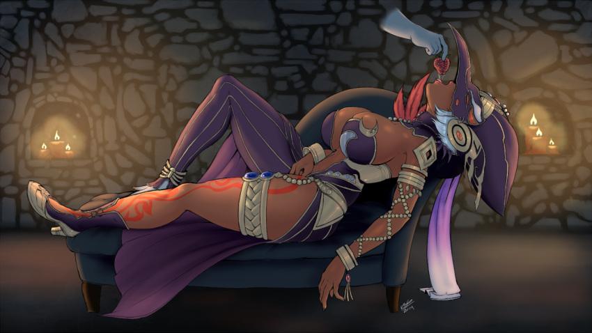 legend midna zelda the of Destiny queen of the reef